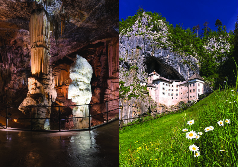 Tickets for Postojna Cave + Predjama Castle at Postojnska jama